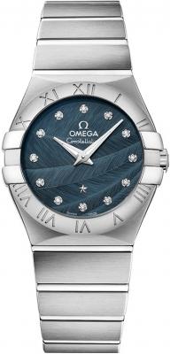 Omega Constellation Brushed 27mm 123.10.27.60.53.001