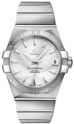 Omega Constellation Chronometer 38mm 123.10.38.21.02.001