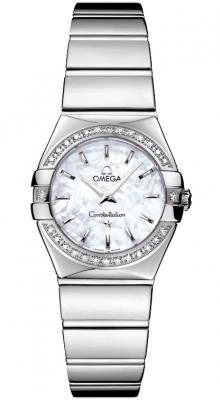 Omega Constellation Polished 24mm 123.15.24.60.05.002