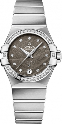Omega Constellation Co-Axial Automatic 27mm 123.15.27.20.56.001
