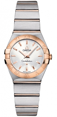 Omega Constellation Brushed 24mm 123.20.24.60.02.001