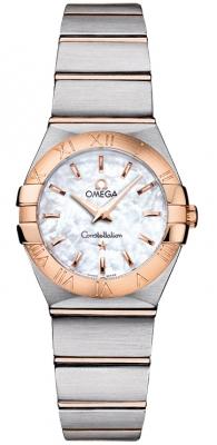 Omega Constellation Brushed 24mm 123.20.24.60.05.001