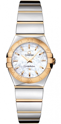 Omega Constellation Polished 24mm 123.20.24.60.05.004