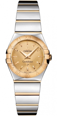 Omega Constellation Polished 24mm 123.20.24.60.08.002