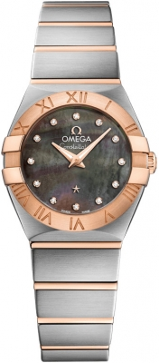 Omega Constellation Brushed 24mm 123.20.24.60.57.005