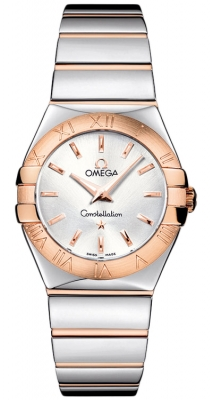 Omega Constellation Polished 27mm 123.20.27.60.02.003