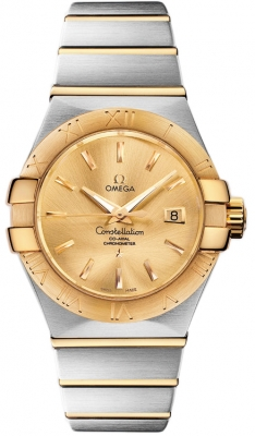 Omega Constellation Co-Axial Automatic 31mm 123.20.31.20.08.001