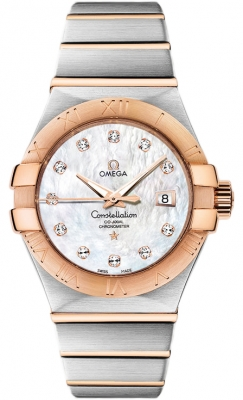 Omega Constellation Co-Axial Automatic 31mm 123.20.31.20.55.001