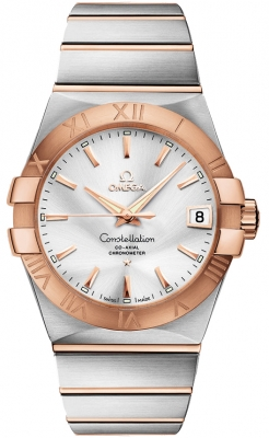 Omega Constellation Co-Axial Automatic 38mm 123.20.38.21.02.001