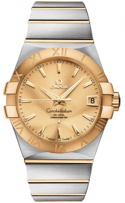 Omega Constellation Co-Axial Automatic 38mm 123.20.38.21.08.001