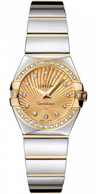 Omega Constellation Polished 24mm 123.25.24.60.58.002