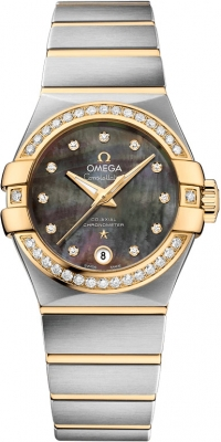 Omega Constellation Co-Axial Automatic 27mm 123.25.27.20.57.007