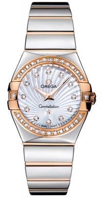 Omega Constellation Polished 27mm 123.25.27.60.55.006