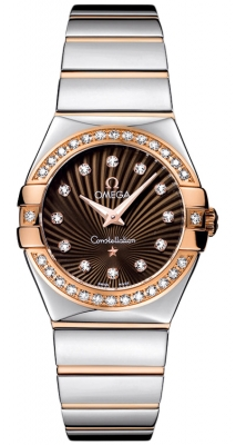 Omega Women's Constellation Watches