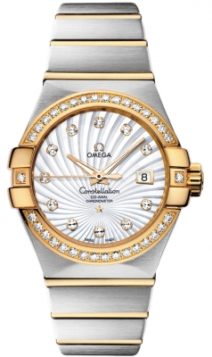 Omega Constellation Co-Axial Automatic 31mm 123.25.31.20.55.002