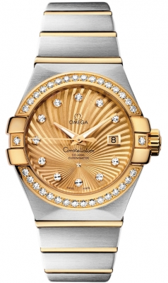 Omega Constellation Co-Axial Automatic 31mm 123.25.31.20.58.001