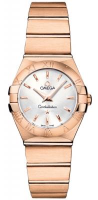 Omega Constellation Brushed 24mm 123.50.24.60.02.001
