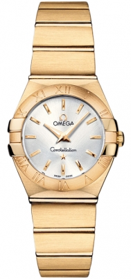 Omega Constellation Brushed 24mm 123.50.24.60.02.002