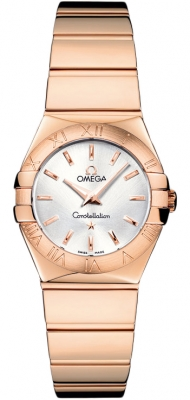 Omega Constellation Polished 24mm 123.50.24.60.02.003