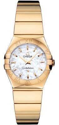 Omega Constellation Polished 24mm 123.50.24.60.05.004