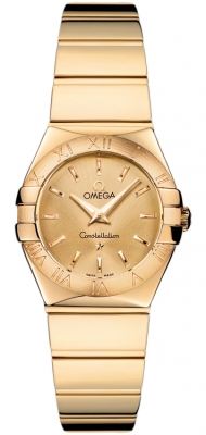 Omega Constellation Polished 24mm 123.50.24.60.08.002