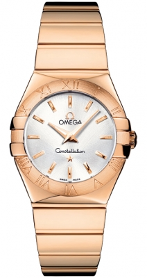 Omega Constellation Polished 27mm 123.50.27.60.02.003