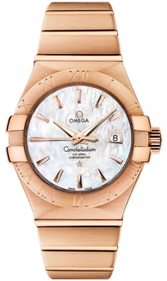 Omega Constellation Co-Axial Automatic 31mm 123.50.31.20.05.001