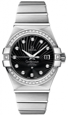 Omega Constellation Co-Axial Automatic 31mm 123.55.31.20.51.001