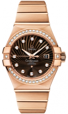 Omega Constellation Co-Axial Automatic 31mm 123.55.31.20.63.001