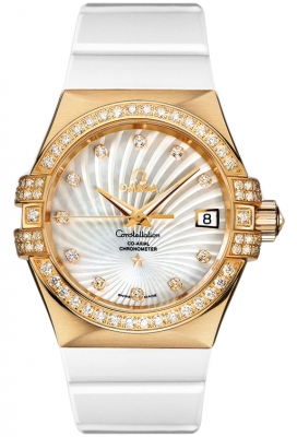 Omega Constellation Co-Axial Automatic 35mm 123.57.35.20.55.003