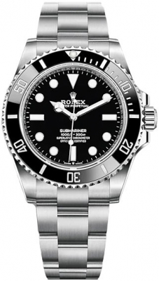 Rolex Oyster Perpetual Submariner 41mm 124060
