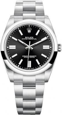 Rolex Oyster Perpetual 41mm 124300 Black