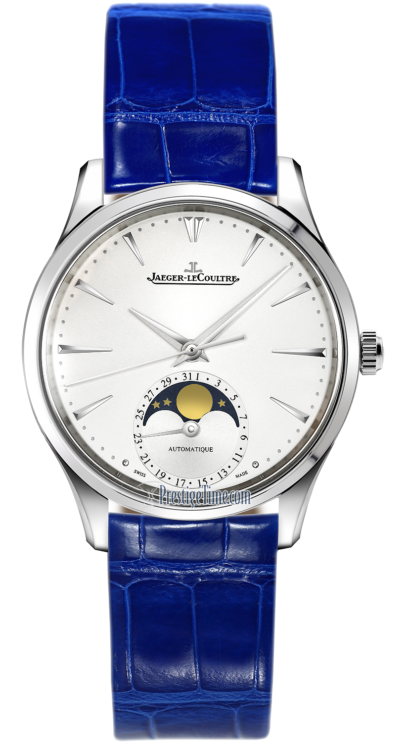 7ac816a340e42 1258420 Jaeger LeCoultre Master Ultra Thin Moon 34mm Ladies Watch