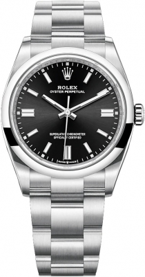 Rolex Oyster Perpetual 36mm 126000 Black