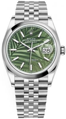126200 Olive Green Palm Jubilee