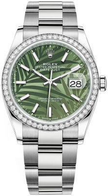 126284rbr Olive Green Palm Oyster