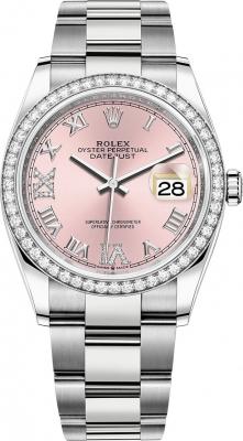 126284rbr Pink Roman VI IX Oyster