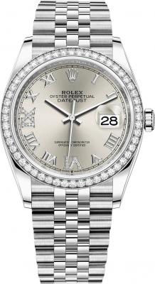 126284rbr Silver Roman VI IX Jubilee