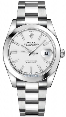 126300 White Index Oyster