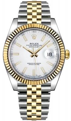 126333 White Index Jubilee