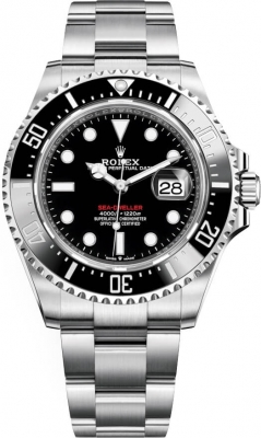 Rolex Sea Dweller 43mm 126600