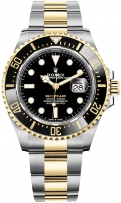 Rolex Sea Dweller 43mm 126603