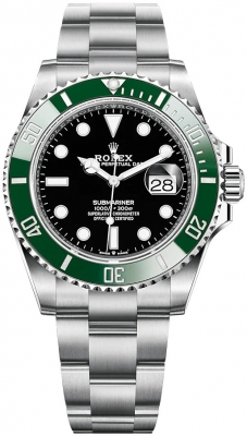 Rolex Oyster Perpetual Submariner 41mm 126610LV