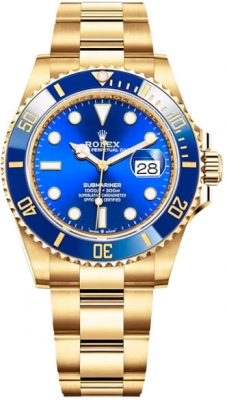 Rolex Oyster Perpetual Submariner 41mm 126618LB