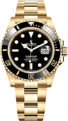 Rolex Oyster Perpetual Submariner 41mm 126618LN