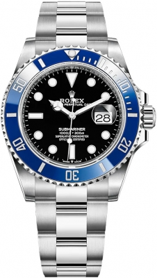 Rolex Oyster Perpetual Submariner 41mm 126619LB
