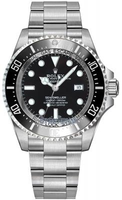 Rolex Deepsea 126660 Black