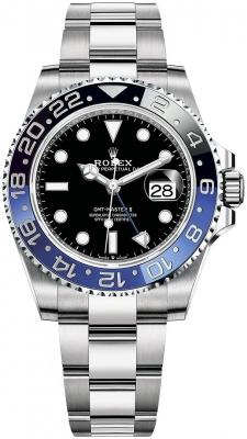 Rolex GMT Master II 126710blnr Oyster