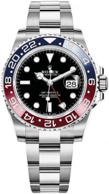 Rolex GMT Master II 126710blro Oyster
