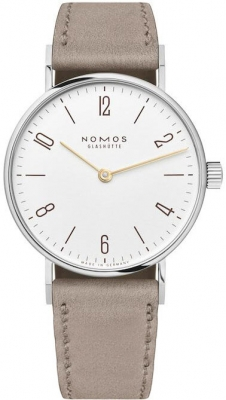 Nomos Glashutte Tangente 33 Duo 32.8mm 127